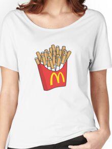 Mcdonalds Cigarettes Women's Relaxed Fit T-Shirt