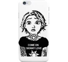 Punk'd Rapunzel (Tangled) iPhone Case/Skin