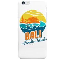 Bali Paradise Island iPhone Case/Skin