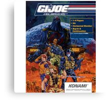 G.I. Joe Canvas Print