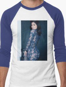 Kylie Jenner Spiral Men's Baseball ¾ T-Shirt