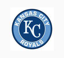 Kansas City Royals team logo 2 Unisex T-Shirt