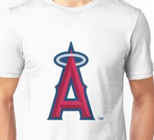 Los Angeles Angels of Anaheim logo Unisex T-Shirt