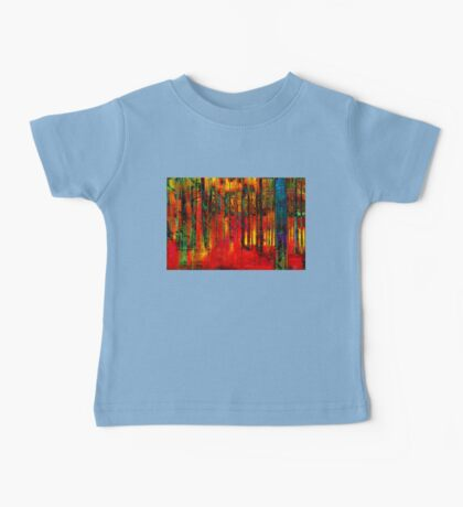 Forest Sunrise Baby Tee