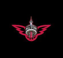 Atlanta - All Star (Limited Edition) by SaumonVert