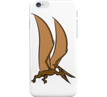 Saurian Pteranodon pterodactyl iPhone Case/Skin