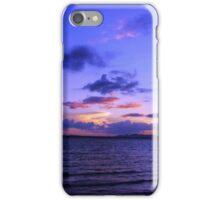 Sunset Blue - Koh Samui iPhone Case/Skin