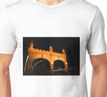 Smithfield Street Bridge at Night Unisex T-Shirt