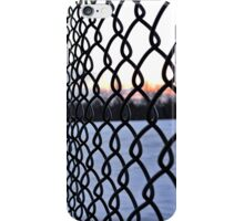 Distance Fence iPhone Case/Skin