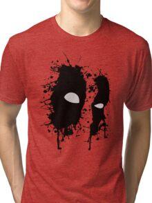 Eyes of the anti-hero Tri-blend T-Shirt