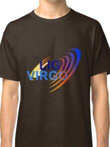 Virgo Instrument - LIGO Collaboration Logo Classic T-Shirt