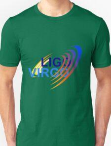Virgo Instrument - LIGO Collaboration Logo T-Shirt