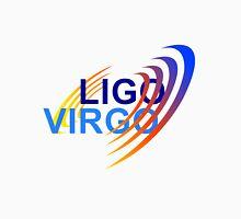 Virgo Instrument - LIGO Collaboration Logo Unisex T-Shirt