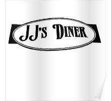 JJ's Diner Poster