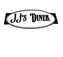 JJ's Diner Photographic Print