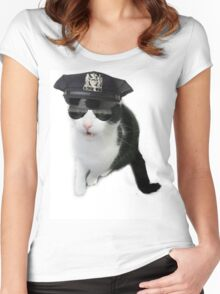 PC Spike Women's Fitted Scoop T-Shirt