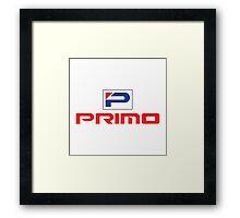 Honda Primo Framed Print