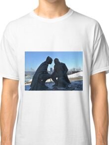 The Sit Down in Winter Classic T-Shirt