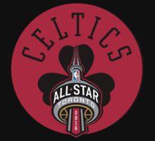 Boston Celtics - All Star (Limited Edition) by SaumonVert