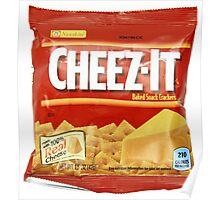 Cheez-Its Poster