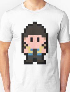 Pixel Jay Unisex T-Shirt