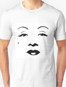 Old Hollywood - Marlene Dietrich T-Shirt