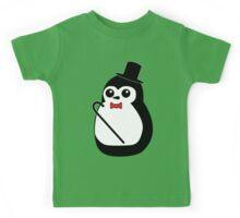 Classy Penguin Kids Tee