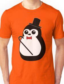 Classy Penguin Unisex T-Shirt