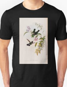 A monograph of the Trochilidæ or family of humming birds by John Gould 1861 V4 166 T-Shirt