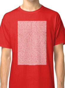 Bee movie script black shirt Classic T-Shirt