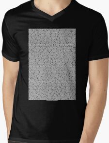 Bee movie script black shirt Mens V-Neck T-Shirt