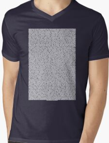 Bee movie script black shirt Mens V-Neck T-Shirt