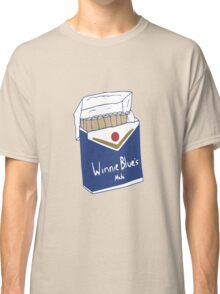Winnie Blue's Mate  Classic T-Shirt