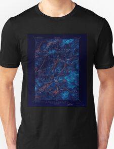 New York NY Saranac 129385 1904 62500 Inverted T-Shirt