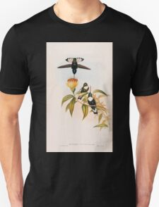 A monograph of the Trochilidæ or family of humming birds by John Gould 1861 V4 206 T-Shirt