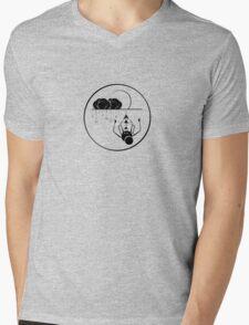 The Itsy Bitsy Spider Mens V-Neck T-Shirt