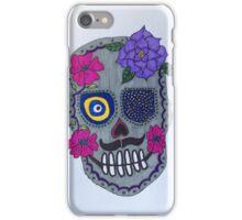 Carnival Skull iPhone Case/Skin