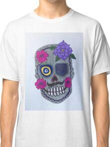 Carnival Skull Classic T-Shirt