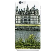 Château du Chambord iPhone Case/Skin