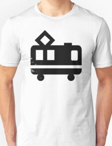 Cute Train T-Shirt