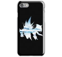 Zam Frozen Seaway iPhone Case/Skin
