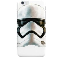 Star Wars Stormtrooper Helmet iPhone Case/Skin