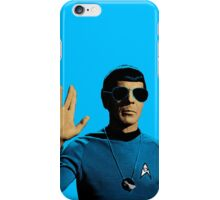Mr.Spock iPhone Case/Skin