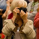 Camera Woman with Class by Buckwhite