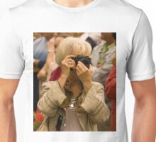 Camera Woman with Class Unisex T-Shirt