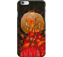Weeping Princess iPhone Case/Skin
