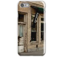 Antique Shop iPhone Case/Skin