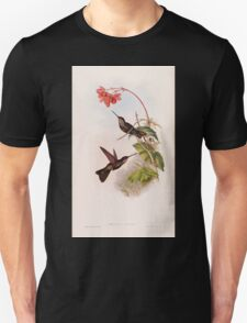 A monograph of the Trochilidæ or family of humming birds by John Gould 1861 V4 218 T-Shirt