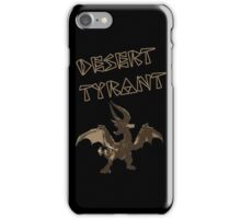 MH4U - Desert Tyrant iPhone Case/Skin