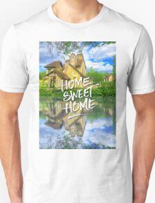 Home Sweet Home Marie-Antoinette Hamlet Cottage Versailles T-Shirt
